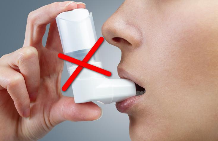 как избавиться от астмы раз и навсегда